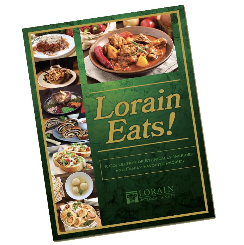 Lorain Eats! Cookbook.