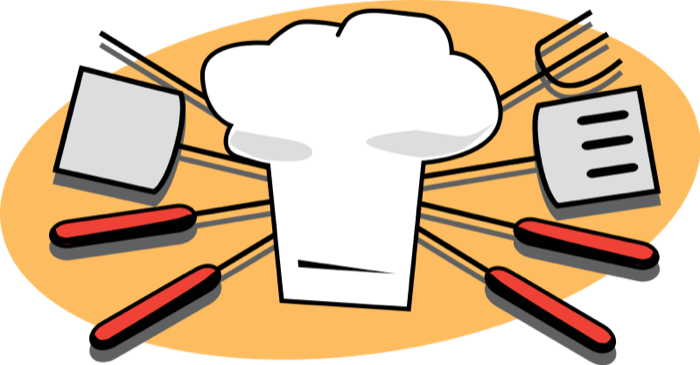 Cooking, Baking & Kitchen Supplies Clipart.