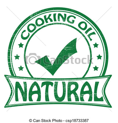 Cooked In Oil Clipart.