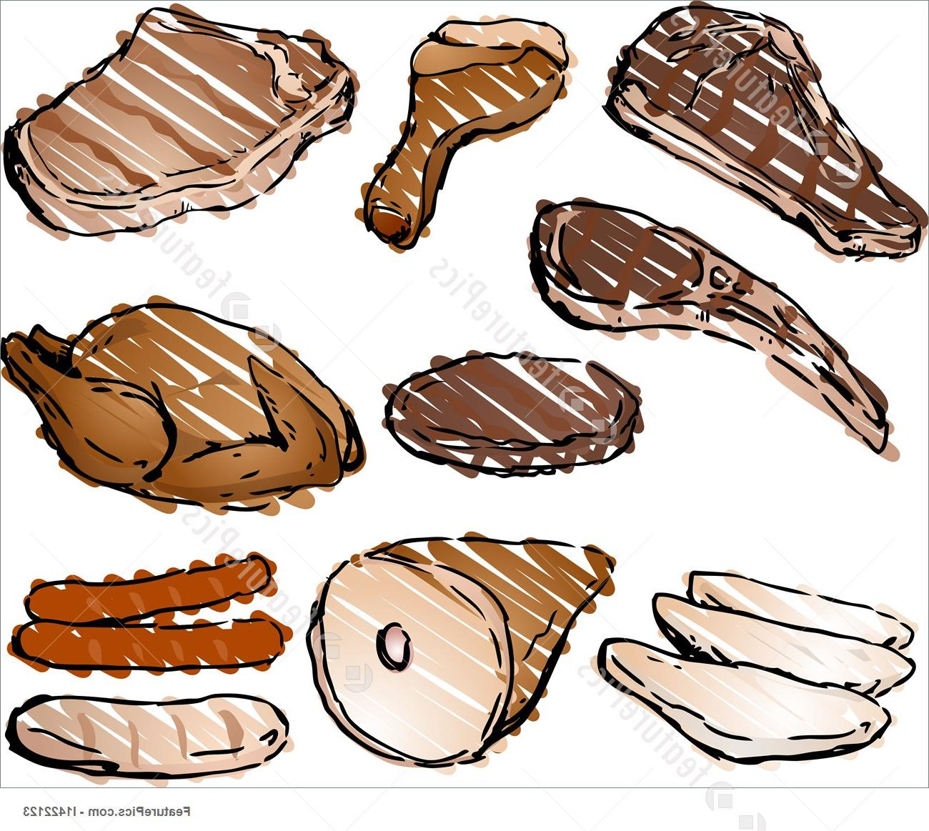 Best Free Cooked Steak Clip Art Library » Free Vector Art, Images.