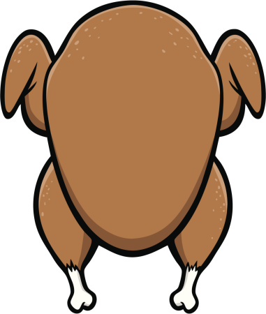 Cooked turkey cartoon roast clipart wikiclipart jpg.