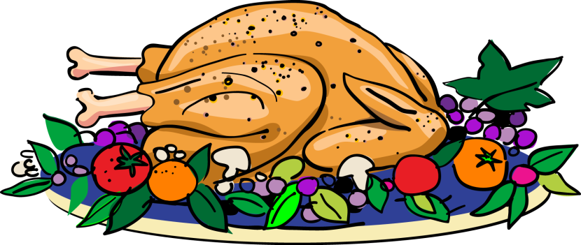 Cooked turkey clipart clipartix png.