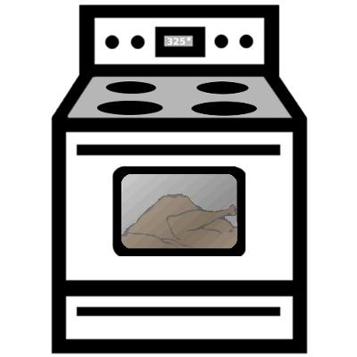 Cooker Clipart.
