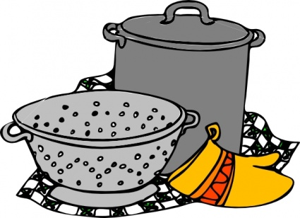 Free clip art cooking.