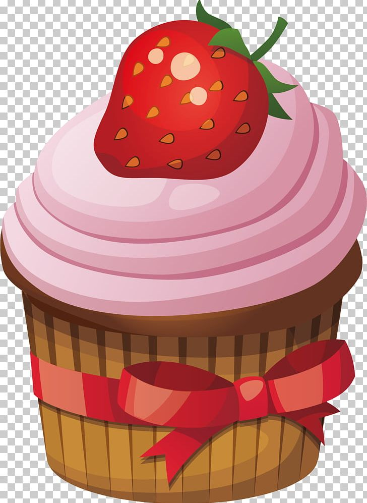 Cupcake Cream Red Velvet Cake Birthday Cake Cookie Cake PNG.