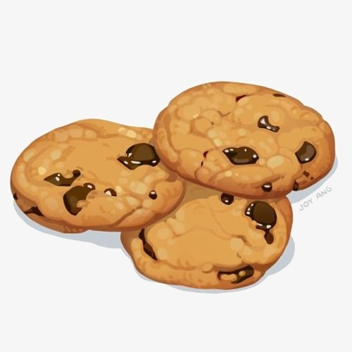 Cookies, Hand Painted, Cartoon, Biscuit PNG Transparent Image and.