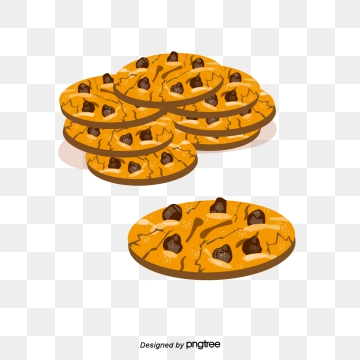 Cartoon Cookies Png, Vector, PSD, and Clipart With Transparent.