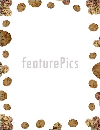 Clipart cookies borders, Clipart cookies borders Transparent.