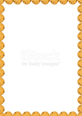 Cookie Clipart Border.