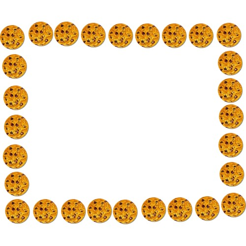Cookie Border Clipart Free.