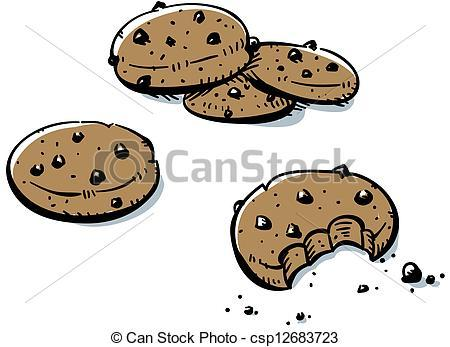 Cookie crumbs clipart » Clipart Portal.