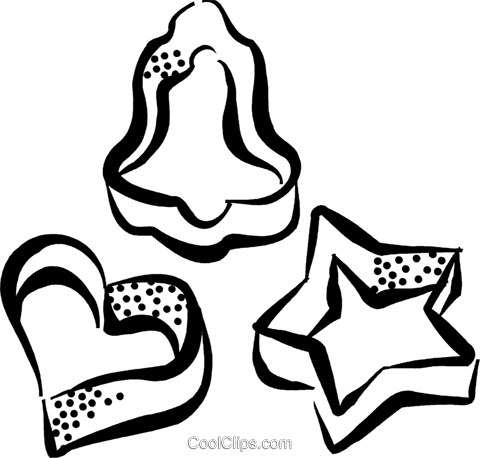 Cookie cutter clipart #18