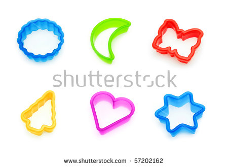 Cookie Cutter Stock Photos, Royalty.