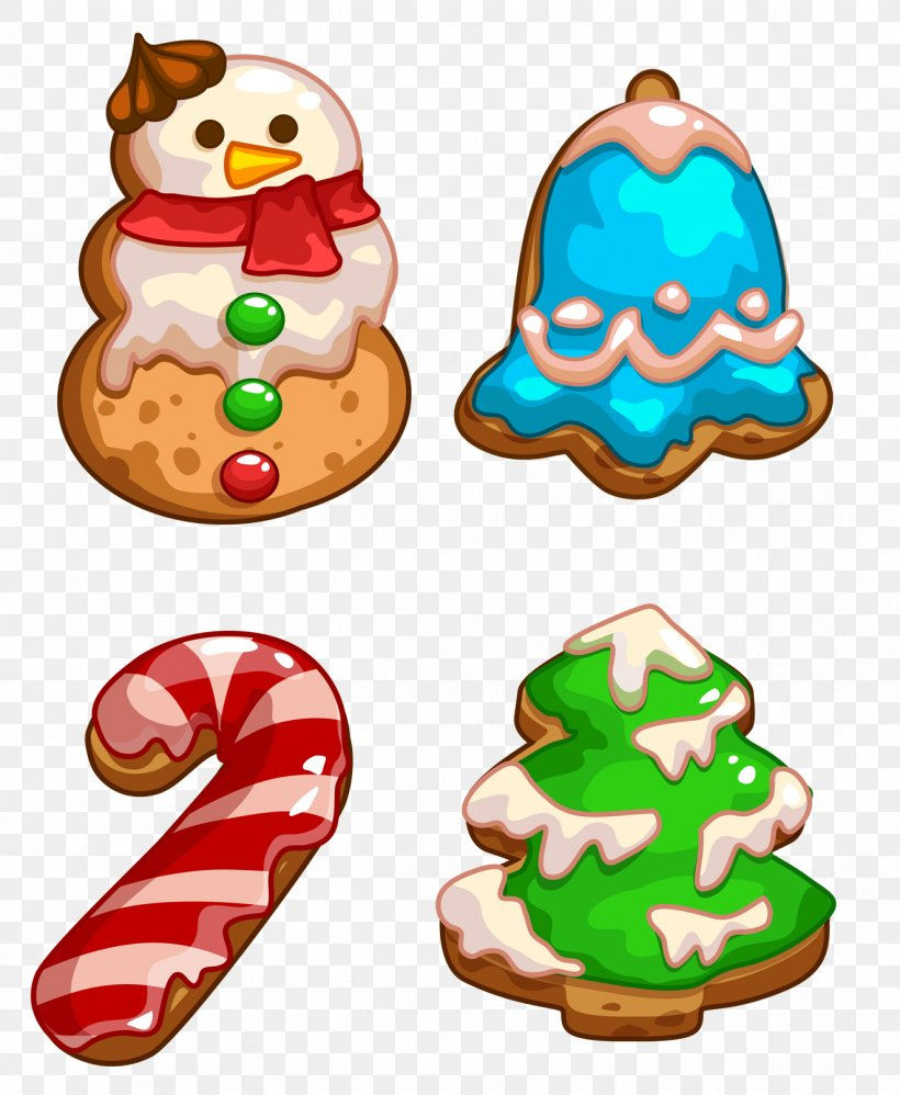 Lebkuchen Christmas Cookie Clip Art, PNG, 1323x1611px.