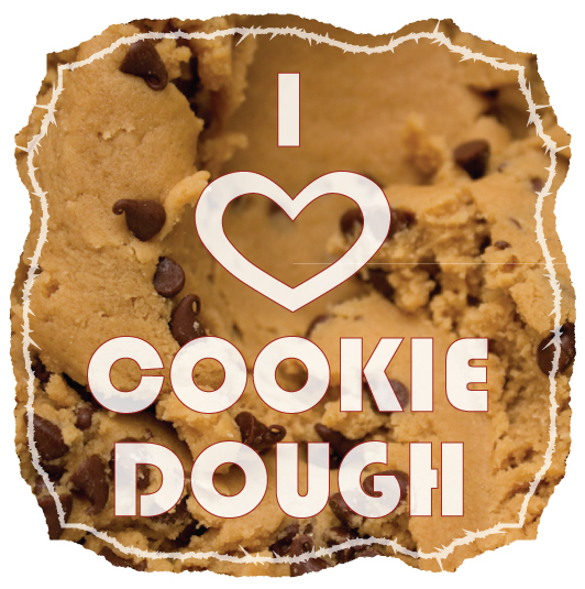 Chocolate Chip Cookie Dough Truffles.