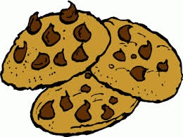Cookie Dough Fundraising Clipart.