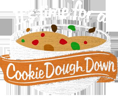 Cookie Dough Down.