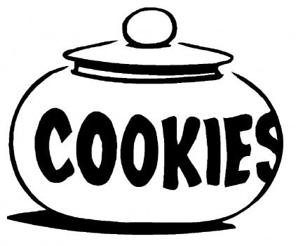 Free cookie jar clipart.