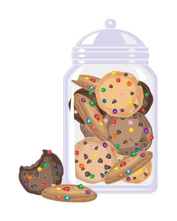 873 Cookie Jar Stock Vector Illustration And Royalty Free Cookie Jar.