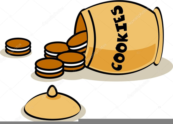Free Clipart Cookie Jar Images At Clker Com Vector Clip Art Peaceful.