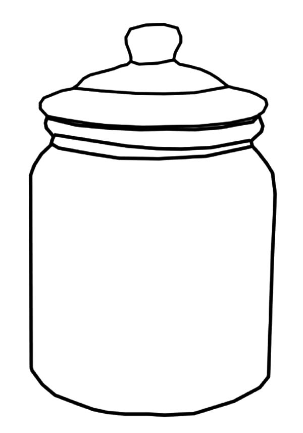 Collection of Cookie jar clipart.