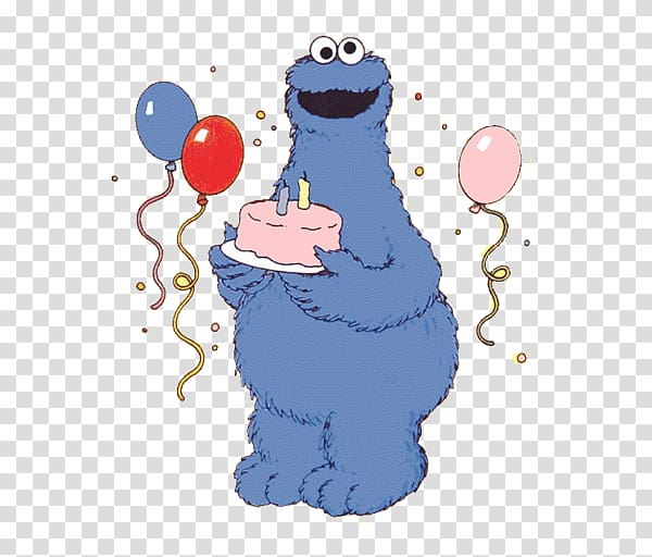 Happy Birthday, Cookie Monster The Muppets Biscuits, circus.