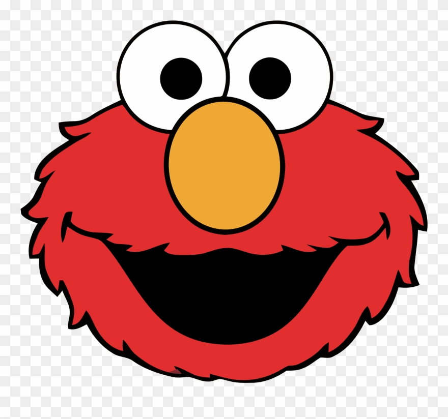 Elmo Ernie Cookie Monster Big Bird Clip Art.