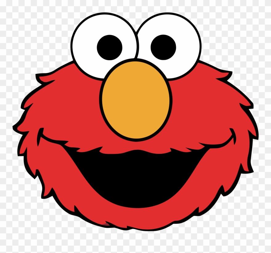 Elmo Ernie Cookie Monster Big Bird Clip Art.