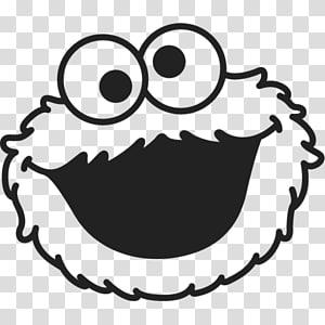 Cookie Monster , Happy Birthday, Cookie Monster Elmo Biscuits.