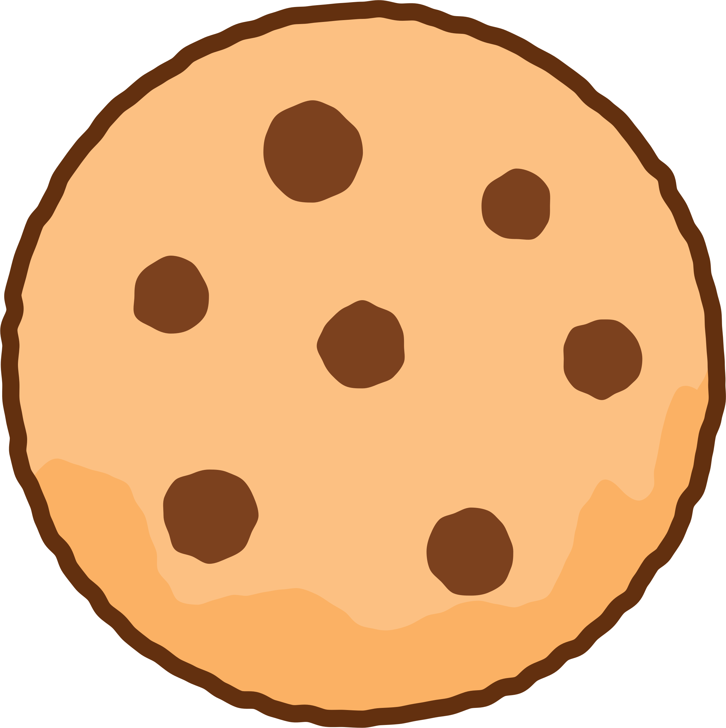Cookie PNG Transparent Images Background #47942.