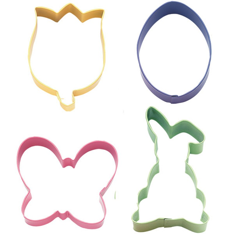 Easter Cookie Cutters.