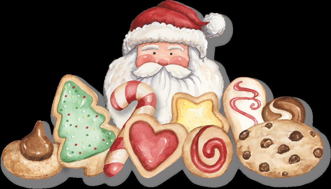 Gingerbread clipart cookie swap, Gingerbread cookie swap.