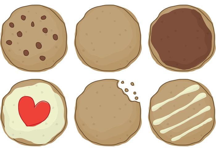 Cookie Vectors.