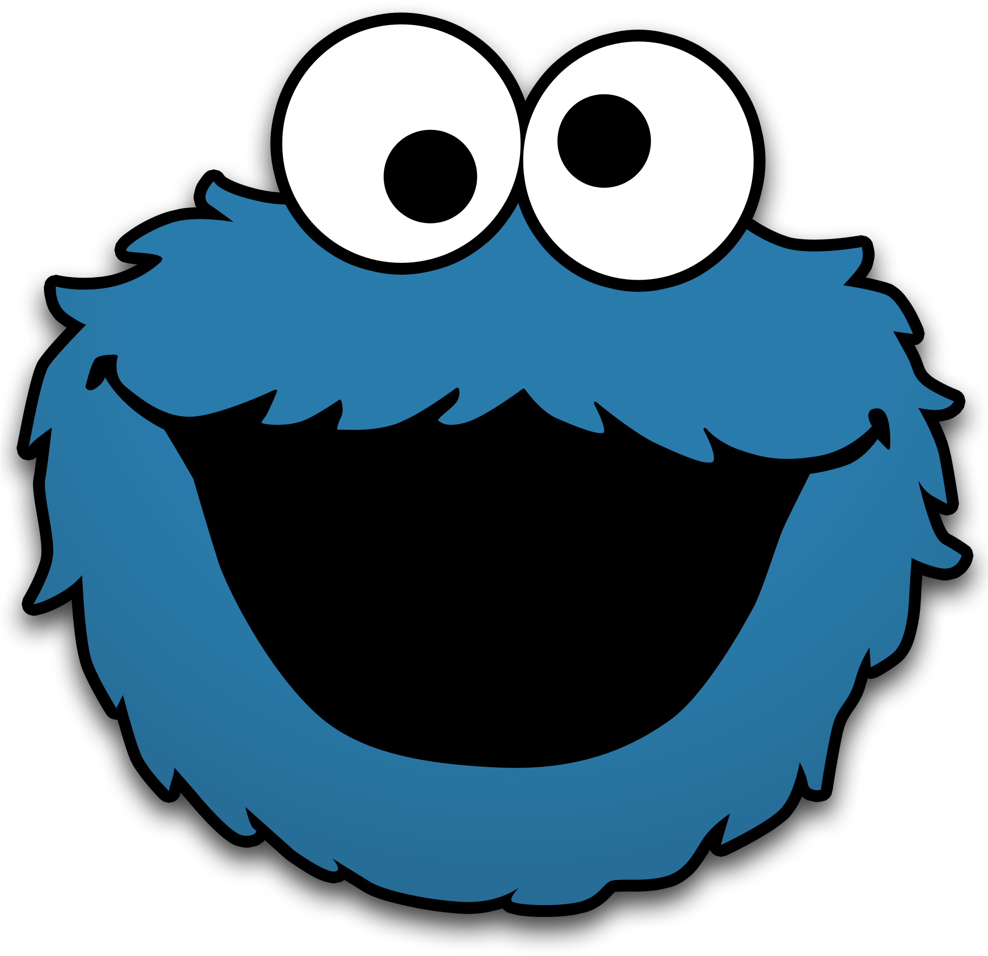 25 Free Printable Cookie Monster Coloring Pages Online.
