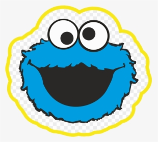 Cookie Monster Transparent Background Clipart Png.