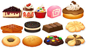 5517 Cookie free clipart.