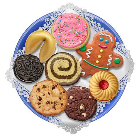 clip art cookies.