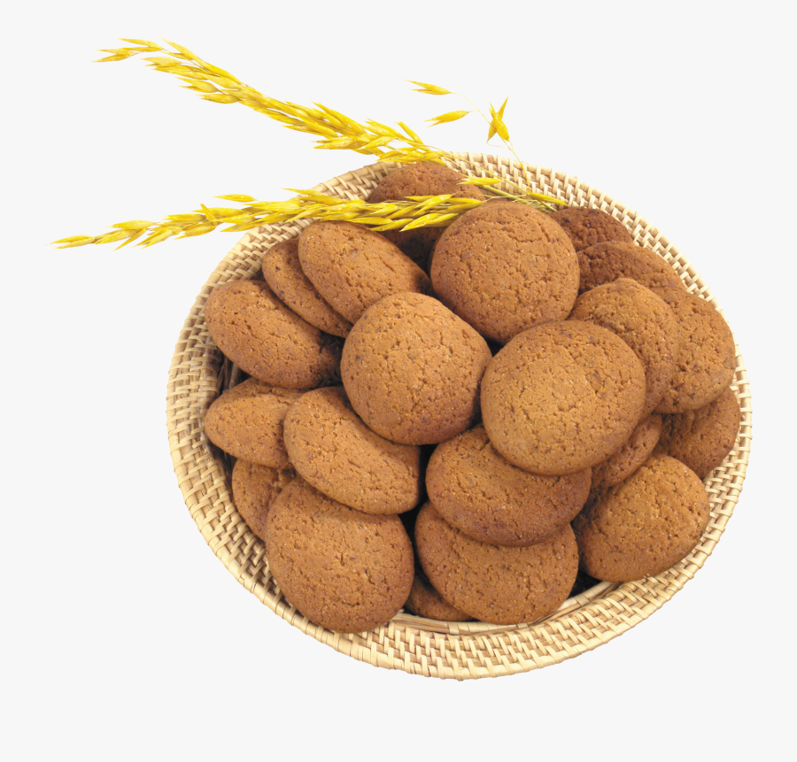 Plate Of Biscuits Png Image.