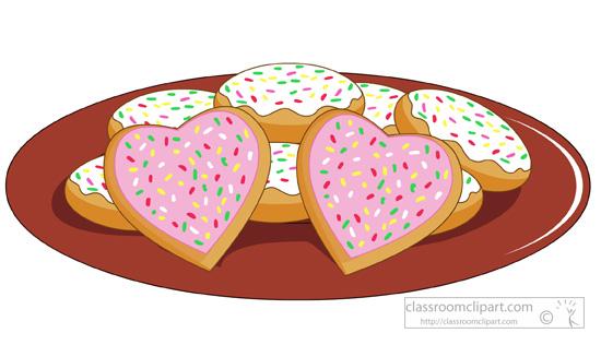Sugar cookies clipart.