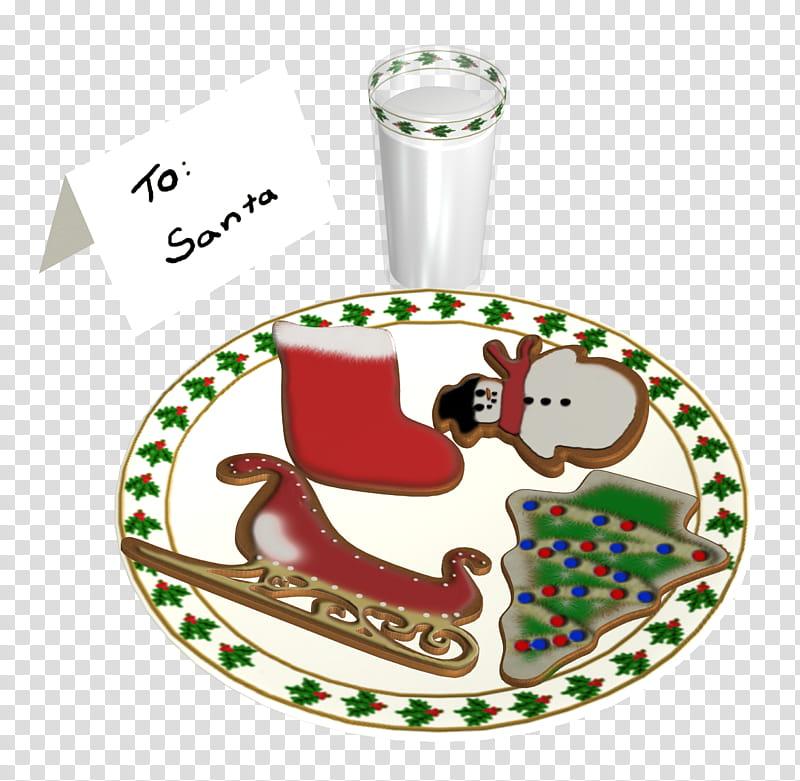 D To Santa, To Santa Christmas.