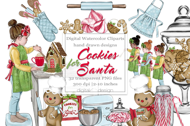 Cookies for Santa.