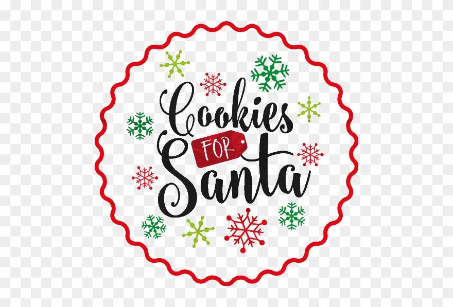 Cookies For Santa Or Dropbox.