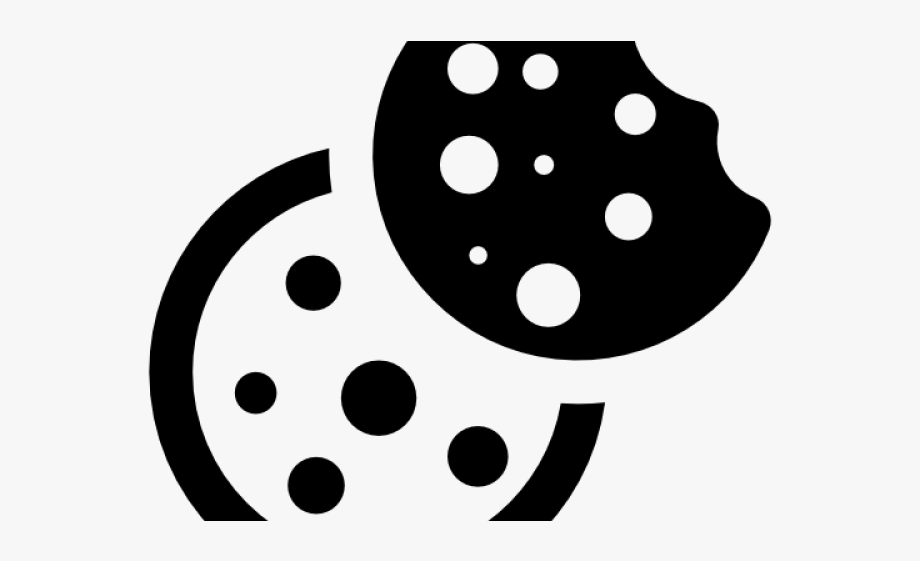 Cookie Clipart Silhouette.
