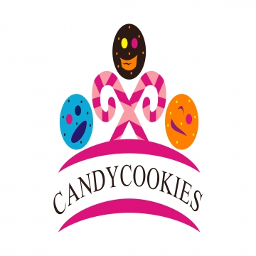 Cookies Logo PNG Images.