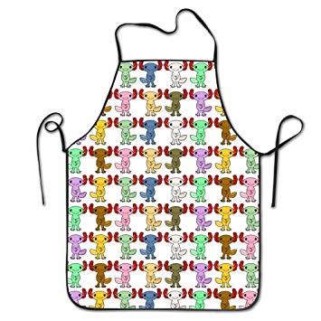 Amazon.com: Chefs Apron Axolotl Clipart Funny Funny Kitchen.