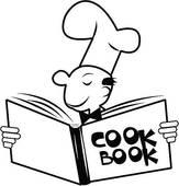 Cook Book Clip Art.