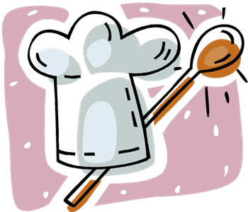 cooking book clipart clipground