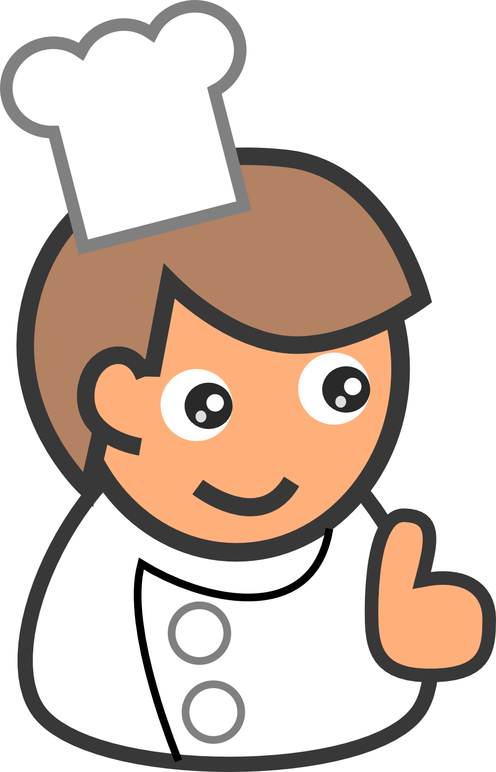 Cookbook Clipart.
