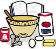 Free Cookbook Clipart.
