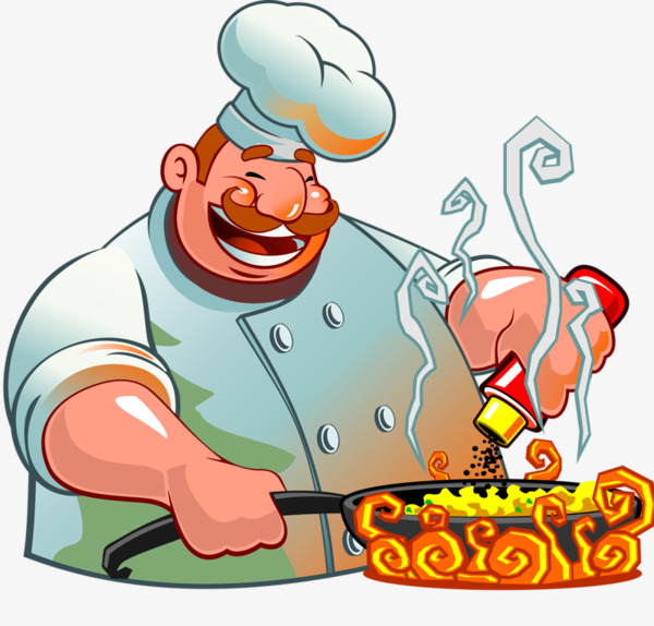 Chef clipart cook, Chef cook Transparent FREE for download.
